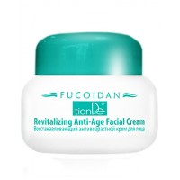 Възстановяващ крем против стареене с Fucoidan