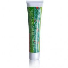 """Паста за зъби """"Зелен чай + женшен Санчи"""", 120 g от TianDe"""