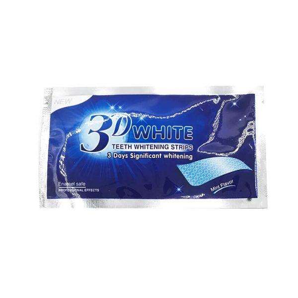 28Pcs/14Pair White Teeth Whitening Sticker