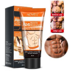 Men Muscle Body Cream with Hormones