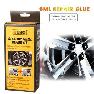 DIY Alloy Wheel Repair Kits Patch Seal